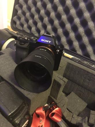 Sony A7 w/ Basic Kit Gear