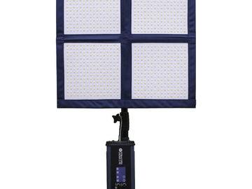 Rent: LiteCloth 2 x 2' Foldable Bicolor LED & Softbox (litemat)