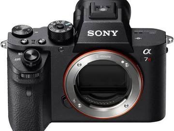 Sony A7 R2 + 24-240mm Lens