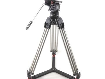 Rent: Sachtler Video 18 II with sticks and case