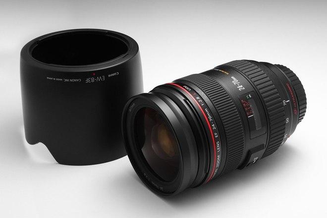 Canon EF 24-70mm f/2.8 II USM L
