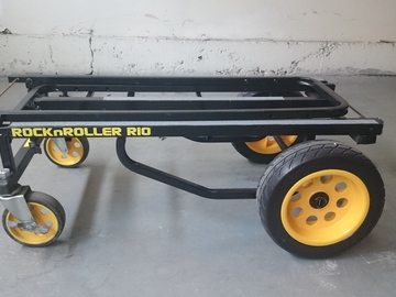 Rent: MULTI-CART R10 - ROCK N ROLLER CART