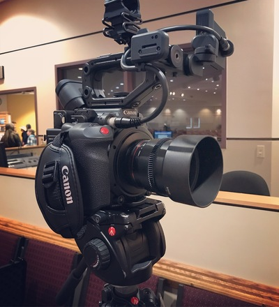 Rent a Canon EOS C200 Cinema Camera | ShareGrid Milwaukee