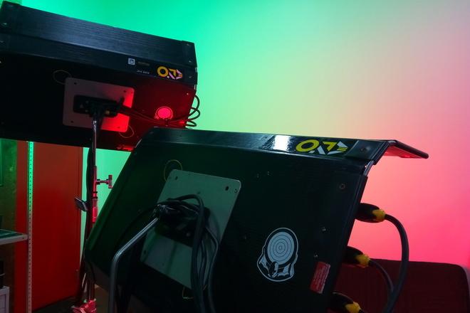 2'x4 RGB Quasar-Kino #1