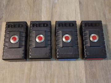 Rent: 4x Red Brick Batteries