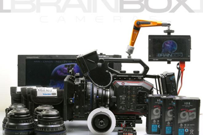Panasonic EVA-1 (AU-EVA1) 5.7K Compact Cinema Camera