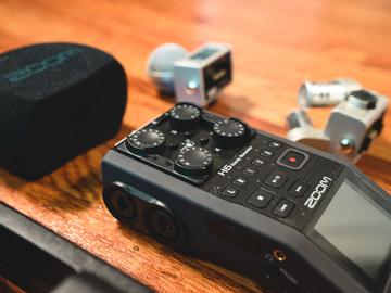 Zoom H6 Audio Recorder