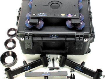 Rent: Updated Dana Dolly w/ aluminum track & low boy risers