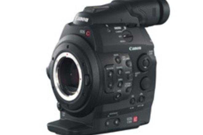 Canon EOS C300 EF kit