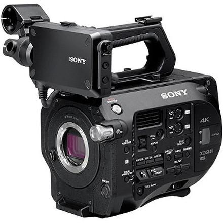Sony PXW-FS7 w/metabone EF mount