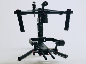 Rent: DJI Ronin M w/ 3 Batts, Rods, and Monitor Mount
