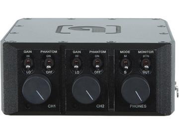 Rent: Beachtek DXA-ALEXA  XLR Audio Preamplifier for Alexa Mini