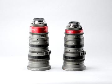 Angineux EZ 15-40mm T2  /  30-90mm T2