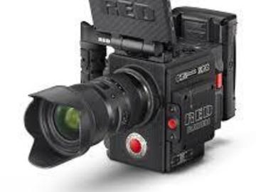 Rent: My Red Camera