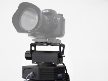 Rent: Motorized timelapse package - Kessler Second Shooter