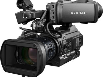 Rent: Sony PMW-300K1 XDCAM Package