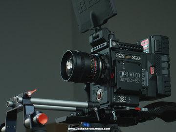 Rent: RED Epic-W Helium 8K S35 Package w/ Fool Control License