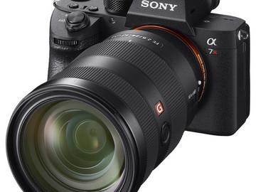 Sony Alpha a7R III + FE 24-70mm f/2.8 GM Lens