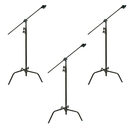 4x C stand package