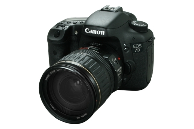 Canon 7D Lens Package
