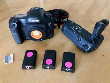 Rent: Canon EOS 5D Mark III body
