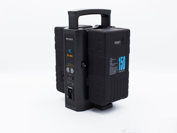 Rent: 2 V-Mount Batteries and Charger
