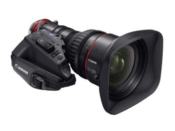 Rent: Canon 17-120 Cine Servo lens in PL OR EF mounts