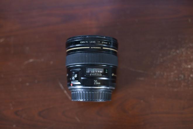 20mm prime f/2.8