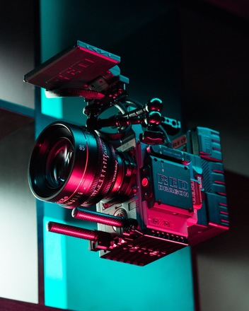 RED Scarlet-W Dragon 5K kit