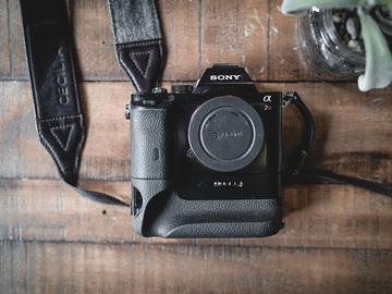 Sony a7R II Mirrorless Digital Camera