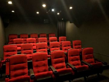 Rent: Private Screening and Projection Room