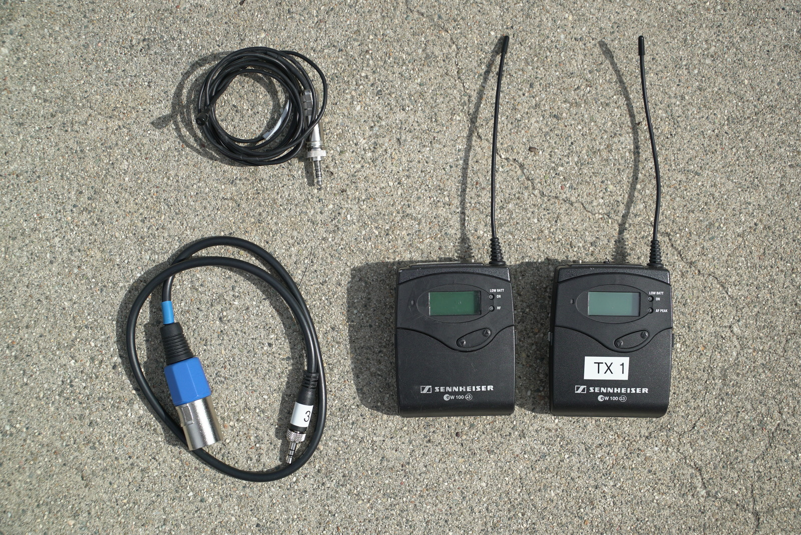 Rent Sennheiser G3 Transmitter and Receiver Kit | ShareGrid