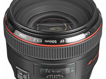 Rent: Canon 16-35mm, 50mm & 85mm - f2.8, f1.2, f1.2 respectively