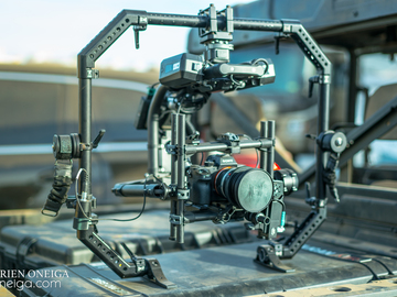 Rent: Freefly Movi Pro (Ignite Tilt Offsets + Many Extras)