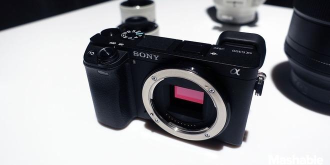 Sony a6300 Kit (2 lenses - 55-210mm, 16-50mm)