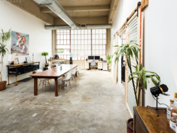 Rent: 3,000 SQ FT Studio and Production Office Space