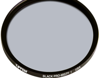 Rent: Tiffen 82mm Black Pro-Mist Filter Set