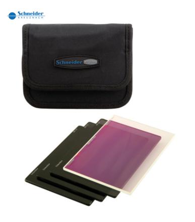"Schneider 4 x 5.65"" Essential Filter Kit for RED"
