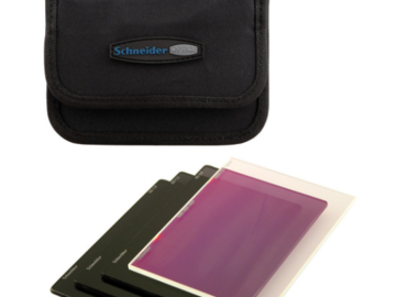 "Rent: Schneider 4 x 5.65"" Essential Filter Kit for RED"