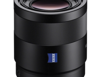 Rent: Sony Sonnar T* FE 55mm f/1.8 ZA Lens