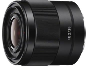 Rent: Sony FE 28mm f/2 Lens