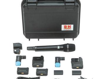 Rent: Sennheiser AVX ENG Kit