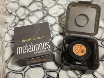 Rent: Metabones Speed Booster XL 0.64x EF to MFT