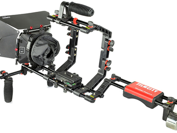 Rent: Filmcity FC02 Shoulder Rig w/ MB-600 Matte Box