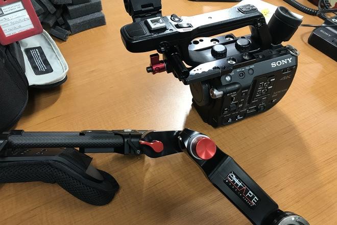 Sony PXW-FS5 XDCAM Super 35 Camera w/ Zacuto
