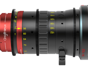 Rent: Angenieux Optimo 56-152mm T4 Anamorphic A2S Zoom Lens