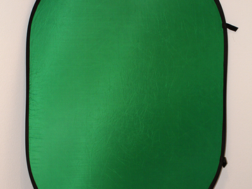 Rent: Pop-out Green Screen/Blue Screen (5ft x 7ft)