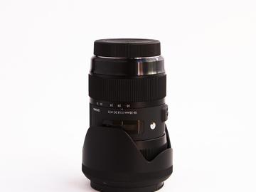 Rent: Sigma 18-35mm f/1.8 DC HSM Art Lens - EF Mount