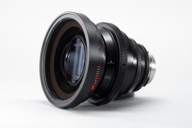 Cineovision Anamorpohic Lenses - SINGLE LENS
