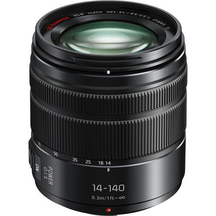 Panasonic G Vario 14-140mm f/3.5-5.6  POWER O.I.S. Lens